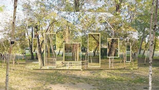 17 умело замаскированных зданий, мастерски играющих в прятки