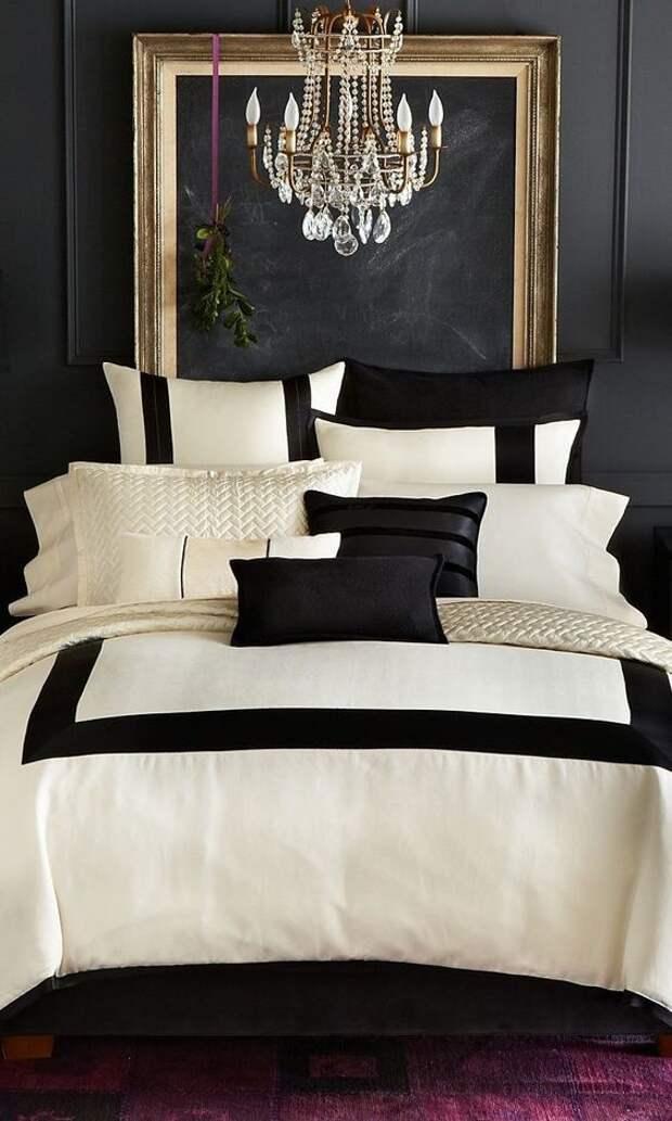 Спальня минималиста