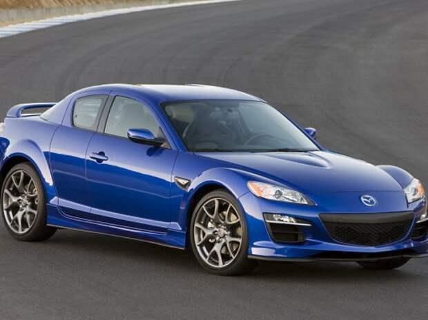 Mazda променяла новый RX-8 на развитие существующих моделей