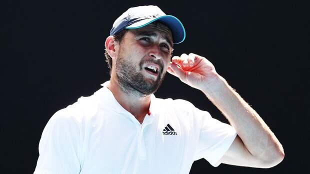 Карацев потерял 2 позиции в рейтинге ATP