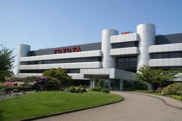 Toyota хочет ставить на свои авто новейшие солнечные батереи