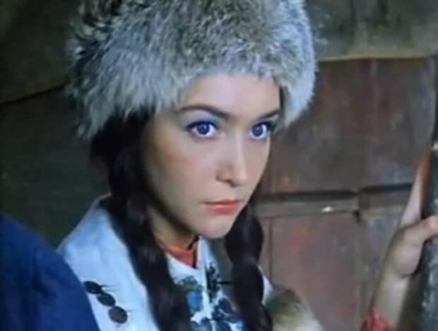 Восточные красавицы советского кино.