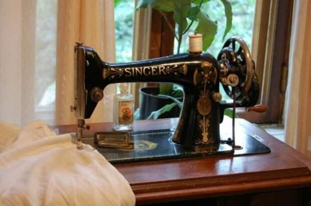 Легенда швейного дела: все самое интересное о машинках «Зингер»