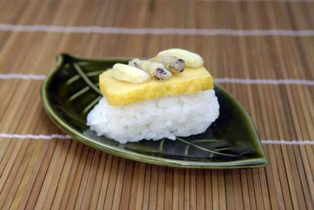 экзотическое суши 5
