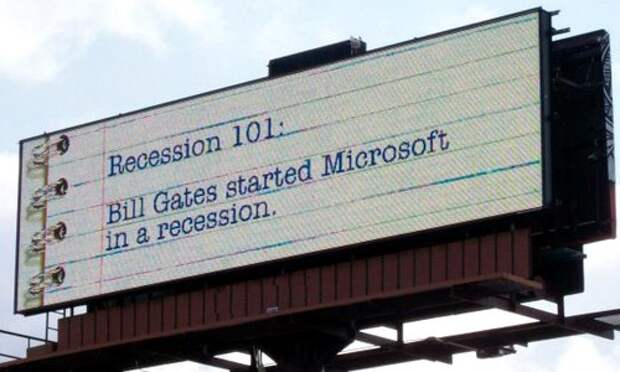 Recession 101