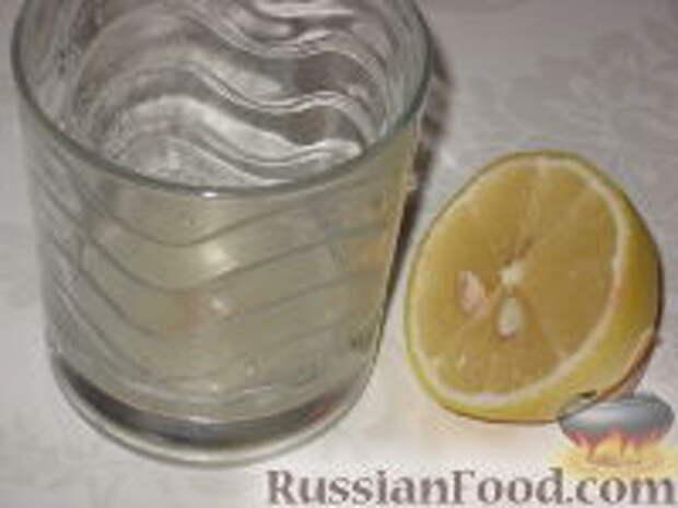 Фото приготовления рецепта: Восточный салат из капусты - шаг №3