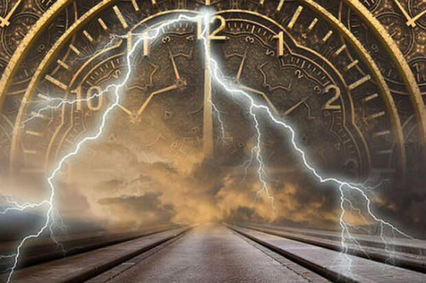 Переходы в пространстве и времени без «машины времени»