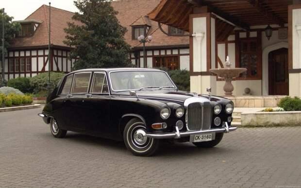 Daimler DS420 Queen, Фредди Меркьюри, авто, автомобили, знаменитость, певец, факты