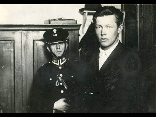 Пётр Войков погиб как герой