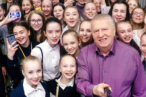 Владимиру Жириновскому — 70