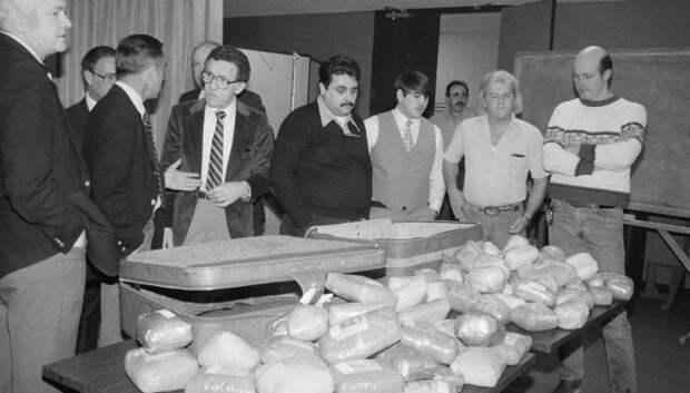 Кокаиновый медведь, или История о том, как американский полицейский стал известным наркоторговцем
