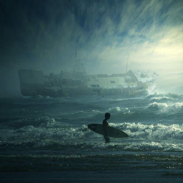 Пост восхищением серфингом
