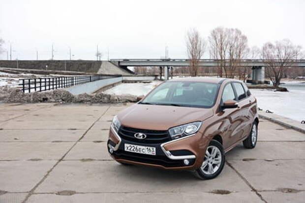 Lada XRAY: характер – тольяттинский
