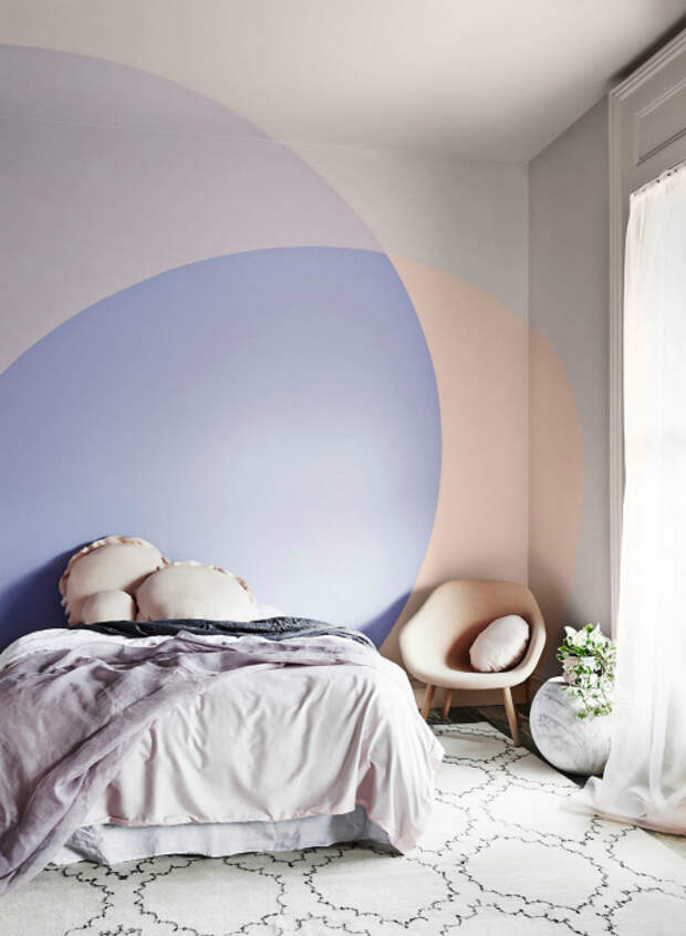 Дыхание нежности: 20 великолепных интерьеров в пастельных тонах