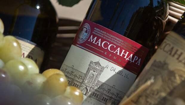 В аэропортах начнут продавать крымские вина