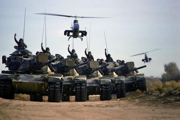 Мировые расходы на оборону увеличиваются седьмой год подряд