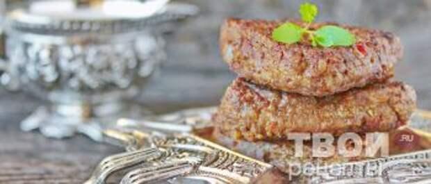 Котлеты из печени говяжьей - Рецепт