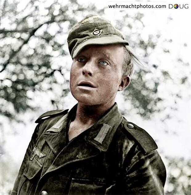 Казни и самоубийства в вермахте. 1940-45 г.
