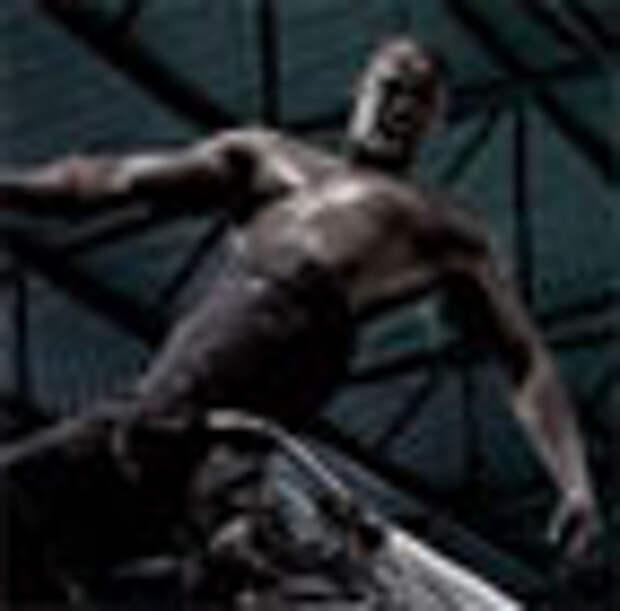 Powerade превращает спортсменов в монстров