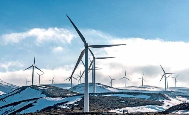 Ставка на возобновляемую энергию: в Техасе случился блэкаут из-за замёрзших ветряков