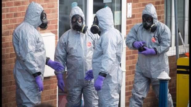 В Британии новое отравление (ВИДЕО)