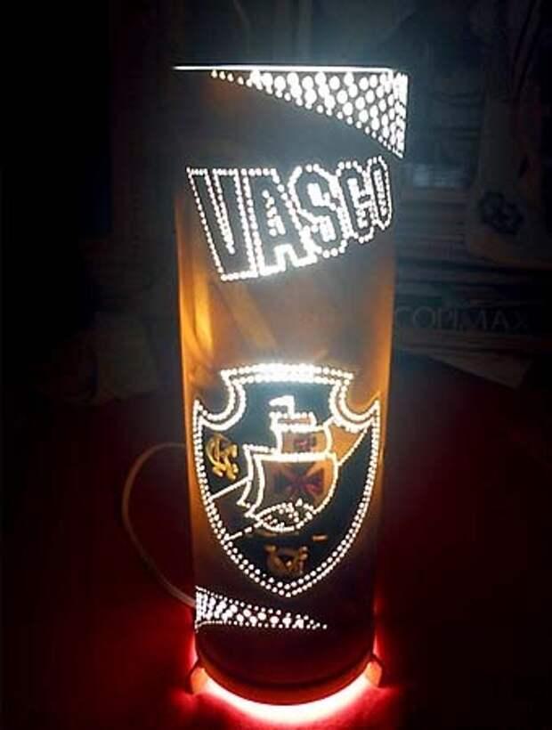 светильник для подростка, который можно сделать самому