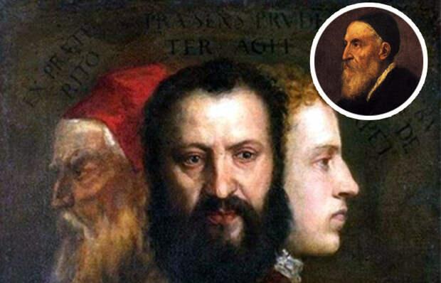 Что зашифровано в символах «Аллегории благоразумия» Тициана: Версии и споры о картине великого художника