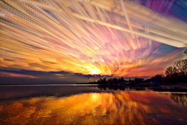Размытые небеса Мэтта Моллоя