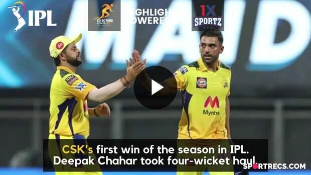 Punjab Kings VS Chennai Super Kings Post Match Review