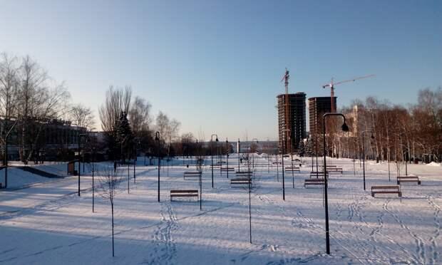 Повреждения и дефекты на Центральной площади Ижевска подрядчик устранит за свой счёт