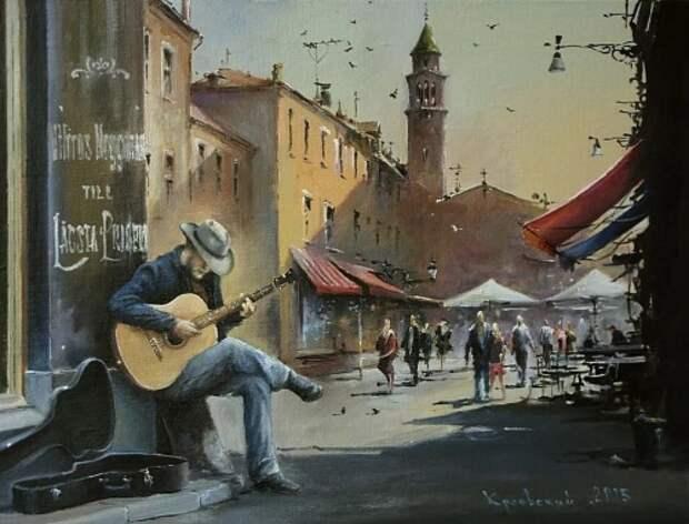 художник Владимир Краевский картины – 76