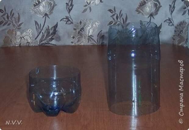 Мастер-класс Материалы и инструменты Моделирование конструирование горшочек под рассаду Бутылки пластиковые фото 3