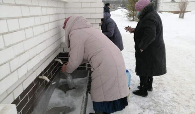 Роспотребнадзор разрешил оренбуржцам пить крещенскую святую воду
