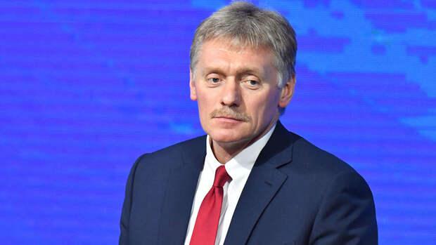 Песков прокомментировал встречу МИДов России и Грузии