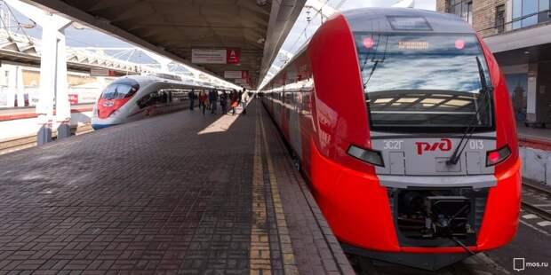 Расписание и маршруты поездов от «Гражданской» изменятся почти на неделю