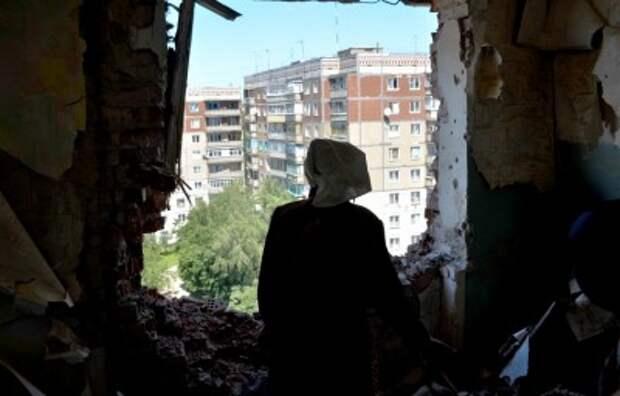 Украинские террористы  разрушили в ДНР более 16 тысяч объектов