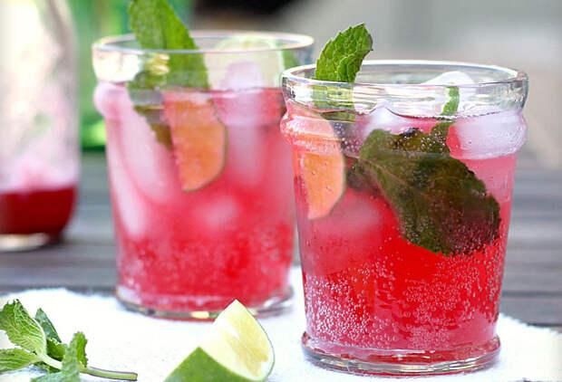 7 летних коктейлей без капли спиртного
