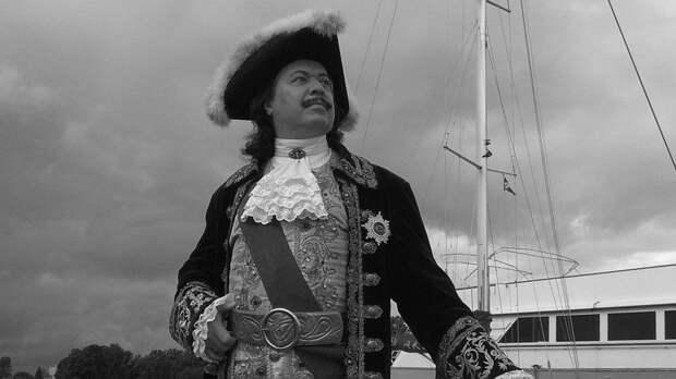 ВПетербурге умер известный пообразу Петра I актер Андрей Булгаков