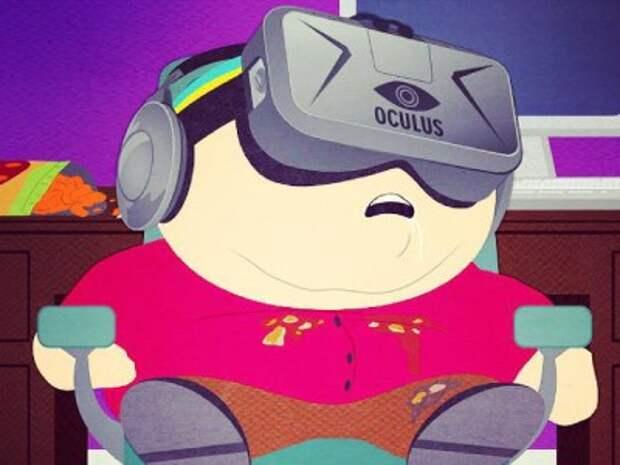 Блогер провёл 24 часа в VR-версии легендарной игры Nintendo. Он ел, пил и спал в шлеме