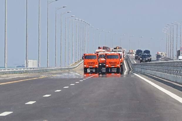 Сергей Аксёнов: Крымский мост соединяет настоящее и будущее 3