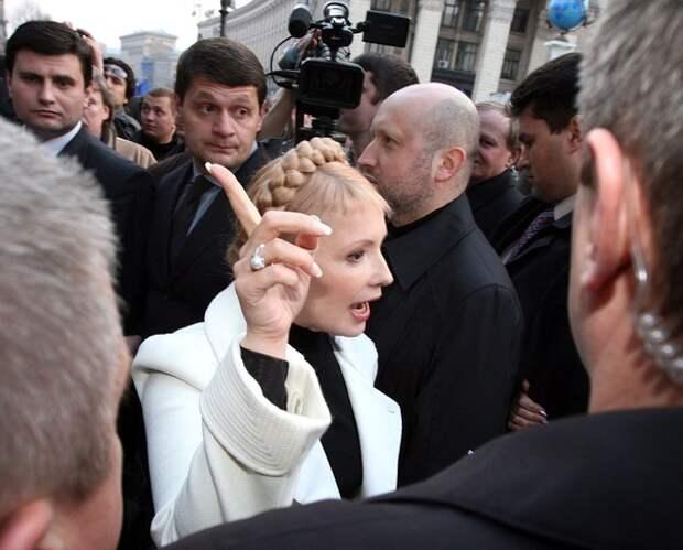 В числе зараженных коронавирусом теперь и Юлия Тимошенко