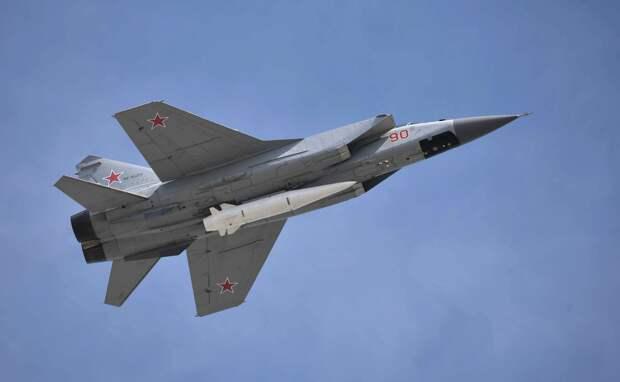 Россия может воспользоваться гиперзвуковыми ракетами для ответного удара по Европе и США