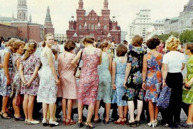 Почему в наше время существует ностальгия по СССР?