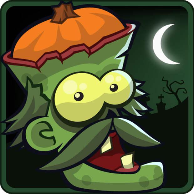 Зомби против Хэллоуина