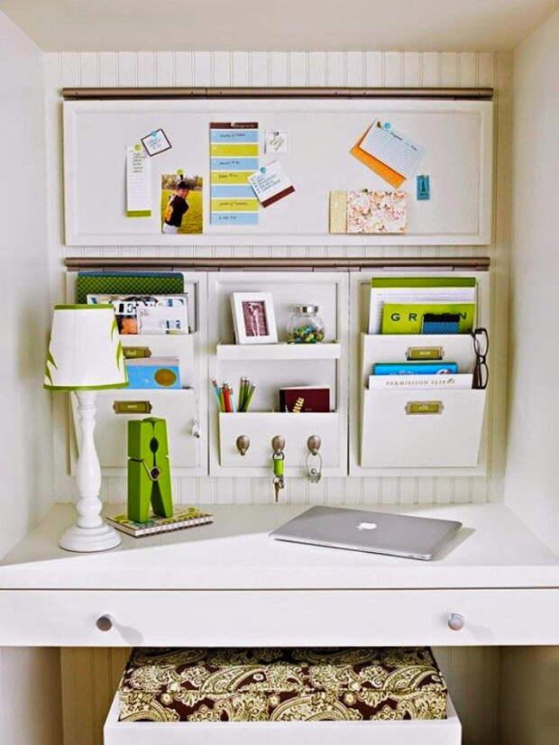 Организуем уголок для мелочей: 15 идей эффективного хранения