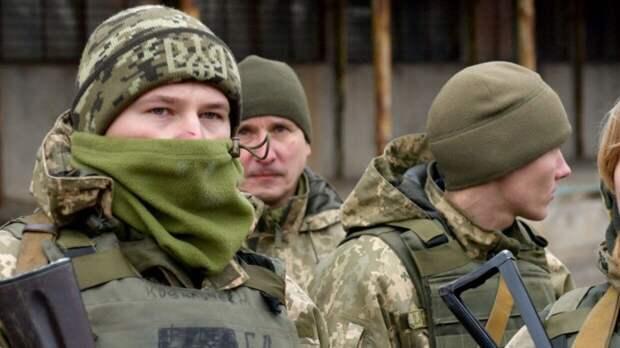 Власти ЛНР заявили, что бойцы ВСУ установили минные заграждения у Золотого