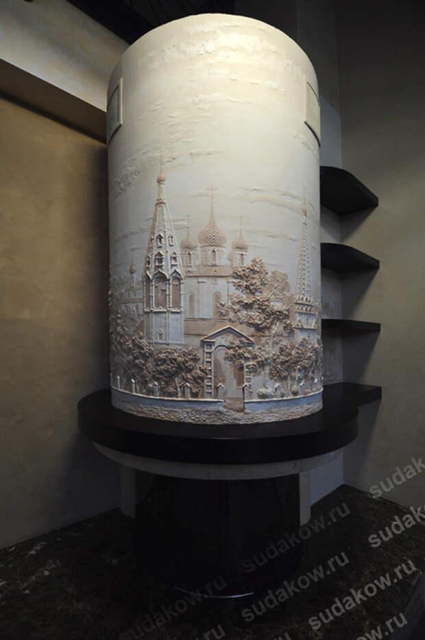 фото рельефа,картина из штукатурки,рельефный пейзаж,камин/3079248_10 (465x700, 166Kb)