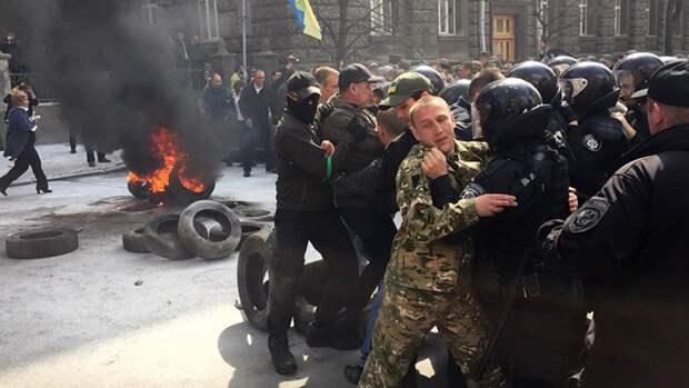 Шойгу доказал, что США начали «гибридную войну» на Украине еще в 2014 году
