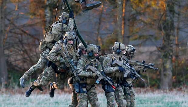 Европа готова создать собственную армию?