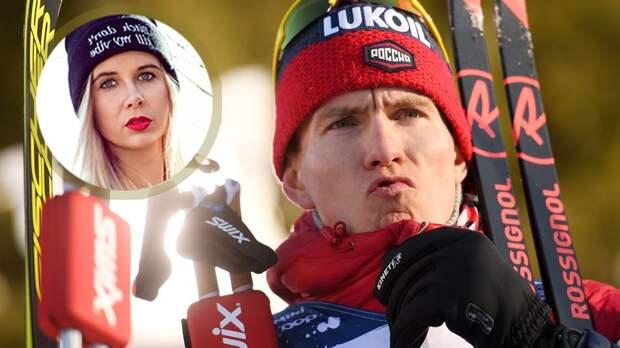 Чешская лыжница Беранова объяснила оскорбления в адрес Большунова и русских: «Я не имела в виду ничего плохого»